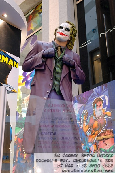 DC Comics Super Heroes - Pavilion KL-03