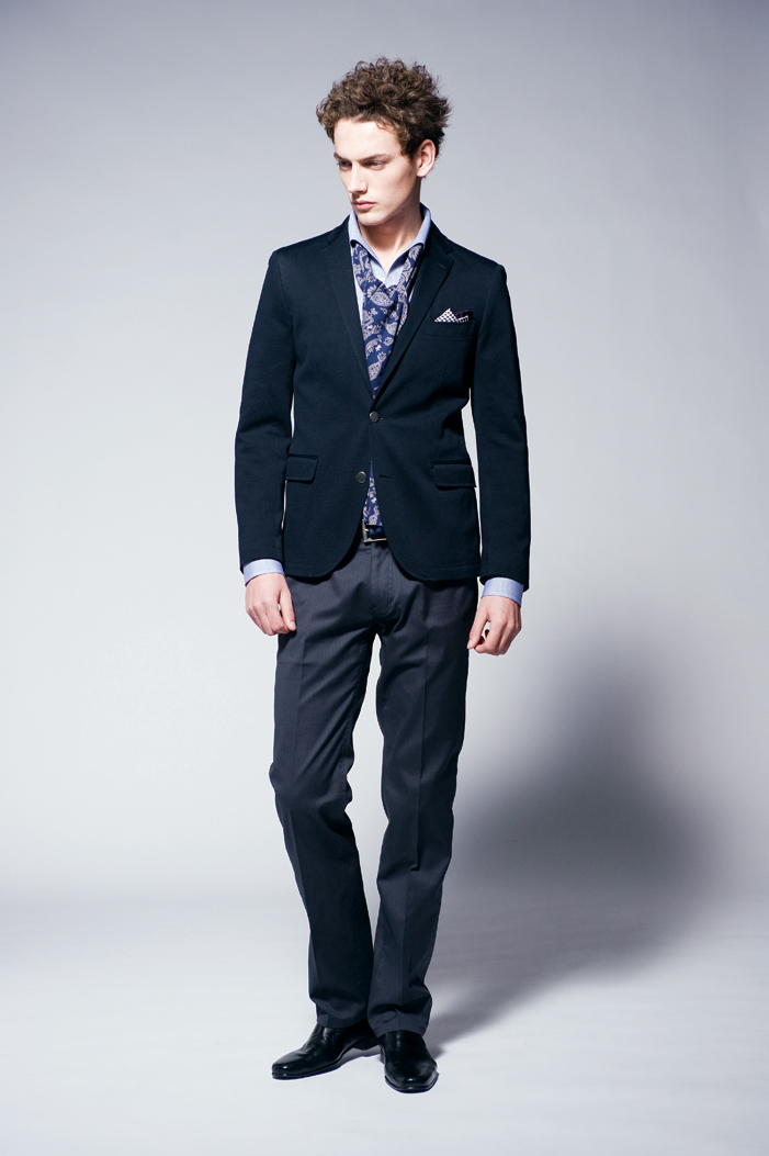 Jakob Hybholt0200_JOSEPH HOMME CASUAL 2011 Spring-Summer Collection(Official)