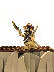 Jem Marbok  -  Space Cowboy (ernald) Tags: cowboy lego space lcn brickarms