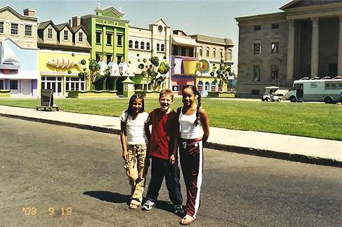 Jacob Nelson Mervyns Commercial, Universal Studios