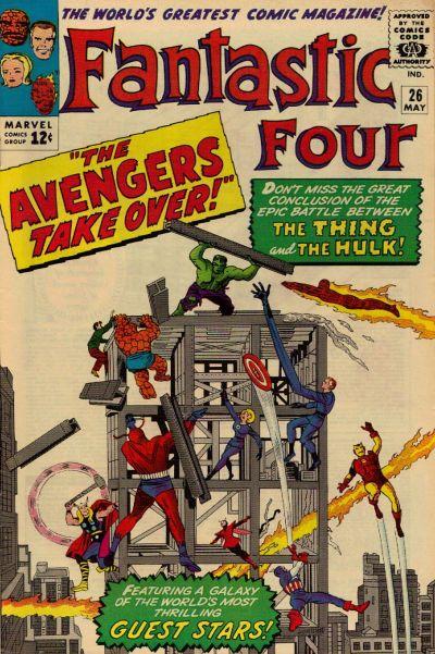 Fantastic Four 026