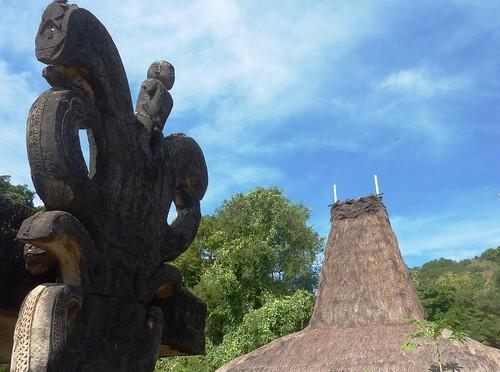 Sumba ouest-Praigoli-Village (1)