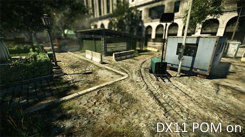 DX11 POM On