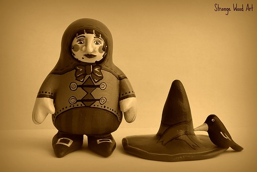 BerthaThe Witch