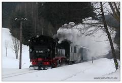 Preßnitztalbahn - 2017-09 (olherfoto) Tags: bahn eisenbahn schmalspurbahn museumsbahn presnitztalbahn kleinbahn dampf dampfzug dampflok kisvasut erzgebirge rail railroad railway narrowgauge steam train steamtrain