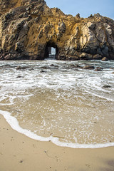 Big Sur (joshbousel) Tags: beach bigsur ca california northamerica ocean pacificcoast pacificocean pfeifferbeach places travel unitedstates unitedstatesofamerica usa water