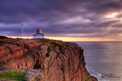 Cape Spear, Newfoundland (gwhiteway) Tags: morning travel lighthouse canada tourism sunrise newfoundland capespear
