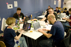 Barcamp London 7