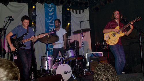 10.19.09 White Denim @ Rebel NYC (12)