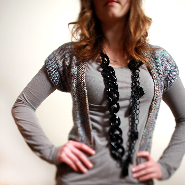 Abalone Cardigan by Beata Jezek