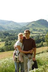 Al & Lizzy (australianminiadventure) Tags: uk july09