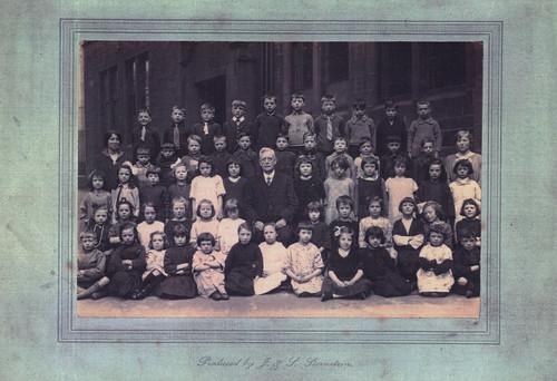 Kennedy Street School, Townhead.1930s