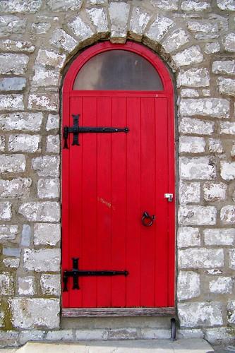 Red door into lighthouse & Flickriver: Photoset \u0027Doors\u0027 by Will S. Pezcame.Com