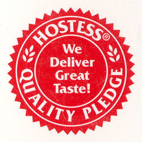Hostess Pledge - 2000