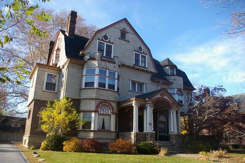 Edward F. Dyer residence
