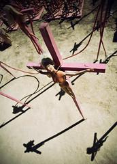 Barbie Death Camp IV ('SeraphimC) Tags: canon high sand desert cosina nevada playa 1935mm burningman blackrockcity brc 5d 2009 winners gerlach 1935 contestants drcarlsdepartmentofcollections burningman:camp=1891 burningman:camp=189