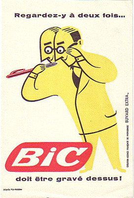 Fix-Masseau Bic Blotter