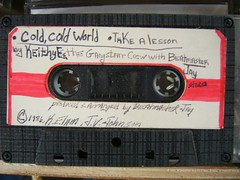 cold cold world (libraryofvinyl) Tags: history boston hiphop tapes leccoslemma