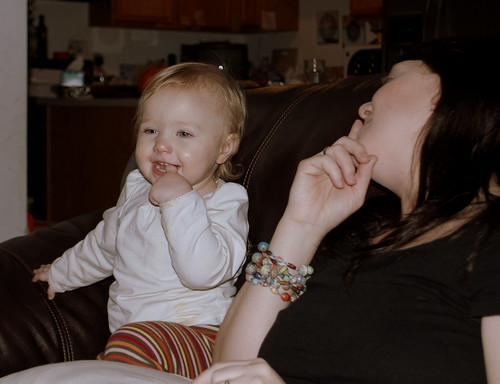 Ivy & Mommy