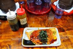 Okonomiyaki, Issen Yoshoku, Kyoto