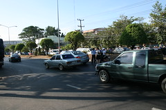Traffic Accident Ubon Ratchathani