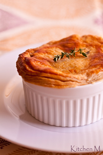 Recipe of the Day - Ham and Leek Pie