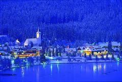 Titisee Winterlandschaft (Hochschwarzwald) Tags: schnee winter schwarzwald winterlandschaft titisee hochschwarzwald