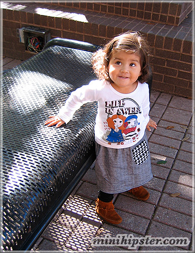 EMMA RAYNE. MiniHipster.com: children's childrens clothing trends, kids street fashion, kidswear lookbook