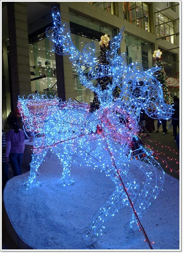 Pavilion Christmas Reindeer