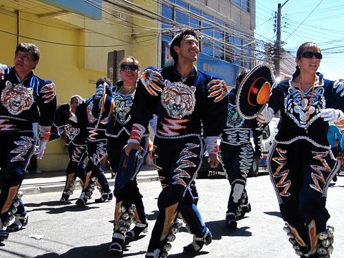 Chile Calama, 08 Dec 2009