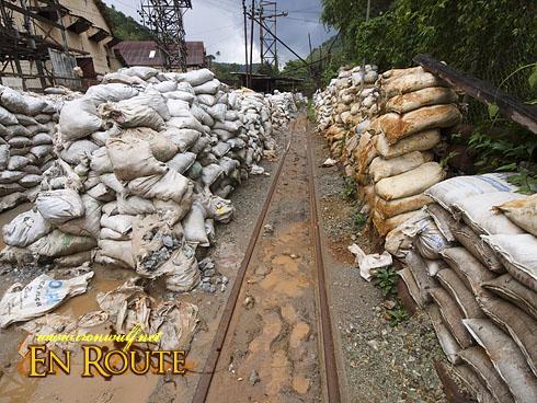 Balatoc Mines Bags of Ore