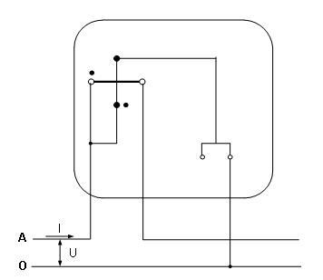 schema de conectare a contorului monofazat