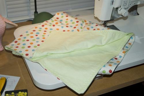receiving blanket 1