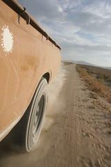 BRD (Shutter Theory) Tags: pickup datsun 620 blackrockdesert bulletside buterscotch pl620