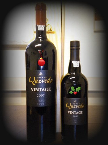 Quevedo Vintage Port 2007 remake