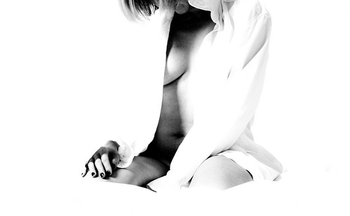 : dayafter, woman, gift, body, legs, light, secretbox, naked, bw, sensual, pose, softbox, foryourlove, glamour, secrets4u, boudoir, followingmorning, bride
