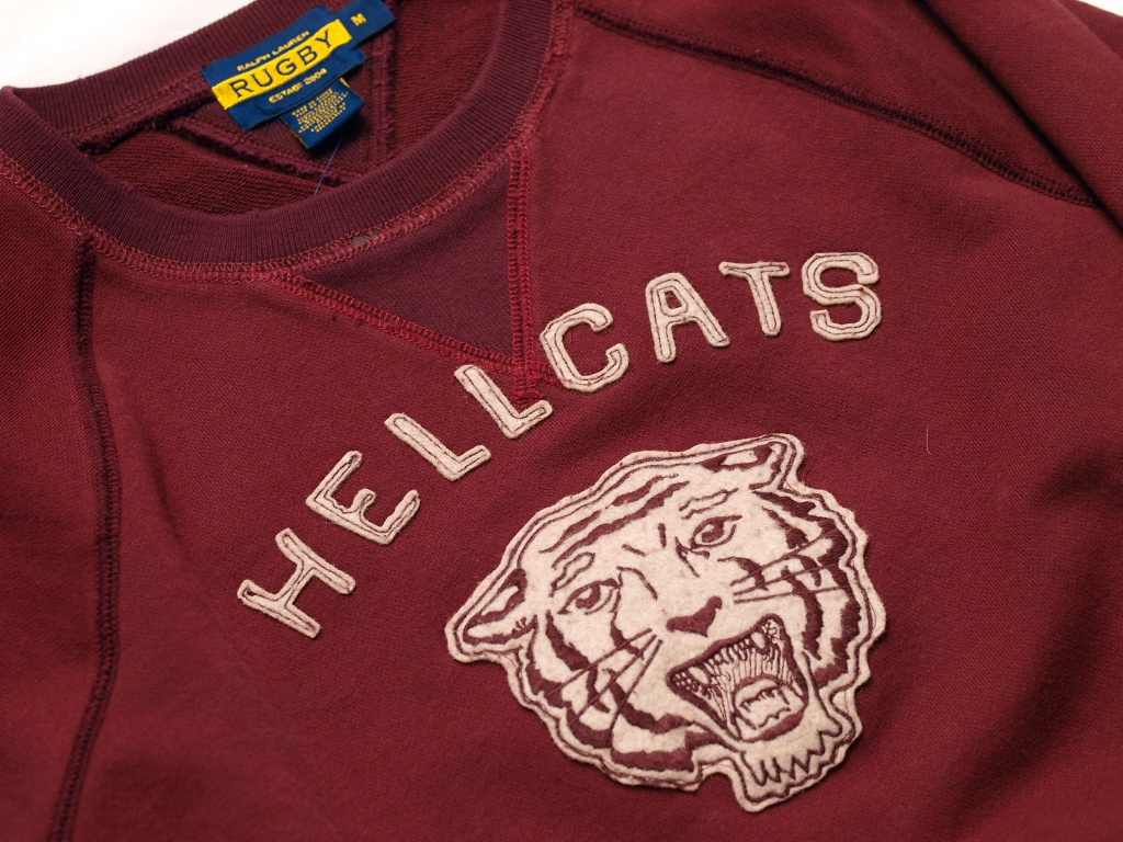 Rugby / Hellcats Crew Sweat