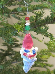 Lil' Mermaid's gnome for the swap