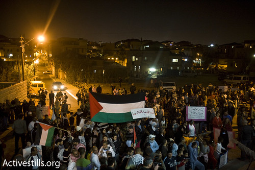 IMG_5016 Solidarity with Gaza, Jaffa, Israel, 26/12/2009. par activestills