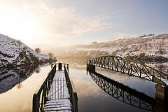 Torduff Reservoir (Surely Not) Tags: snow water scotland nikon edinburgh reservoir hills pentland colinton d700 torduff yourphototips thephotoproject