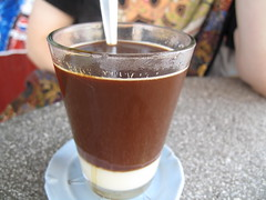 A Cup of Coffee - Vientiane, Laos