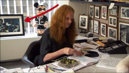 Grace Coddington's Winogrand Remake for Vogue?