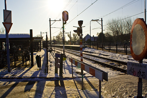 Station Castricum
