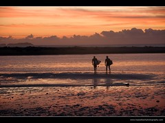 Moonee Beach Surfers ~ Australia