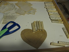 Gluing Tubes to Heart