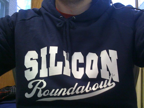 Silicon Roundabout Merch