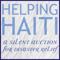 Fat Quarter Shop Helping Haiti