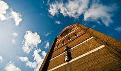 St Bartholomew's Church (AMooseinBrighton) Tags: uk blue sky church religious nikon skies religion january sigma wideangle eastsussex 2010 stbartholomews d700 nikond700 amooseinbrighton amooseabroad krismitchell