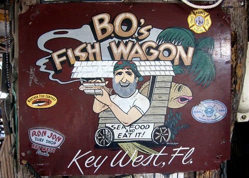 b.o.'s fish wagon - SEA FOOD and EAT IT! by foodiebuddha.