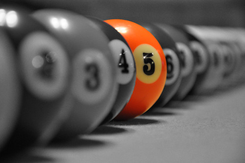 Five Ball by Dricker94, on Flickr